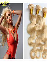 3 Pcs/Lot Brazilian Hair Virgin Human Virgin Hair Extensions 8A Brazilian Body Wave 10