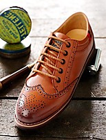 Men's Shoes Amir New Fashion Hot Sale Office & Career/Casual Leather Oxfords Black/Brown/Wine
