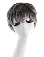 Anime Modelling of High Quality High Temperature Line Color Hair Wigs