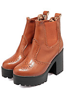 Women's Shoes   Heels / Platform / Fashion Boots Boots Outdoor / Office & Career / Casual Platform Others &911