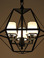 Pendant Lights /3 Lights/Country Living Room / Bedroom / Dining Room / Study Room/ Entry / Hallway / Outdoors Metal