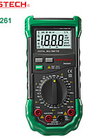 MASTECH MS8261 DMM Digital Multimeters w/ AC/DC Voltage Current Resistance Capacitance & hFE Test