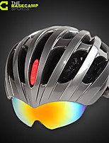 Basecamp Unisex Mountain Bike helmet 27 Vents Cycling Cycling / Mountain Cycling PC / EPS