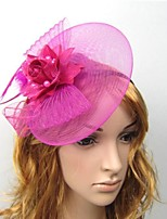 Flower Fascinators Hair Jewelry Headband