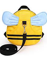 Unisex Nylon Weekend Bag Backpack - Blue / Silver
