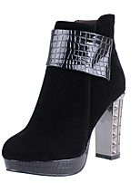 Women's Shoes   Heels / Platform / Fashion Boots Boots Outdoor / Office & Career / Casual Chunky Heel  &151