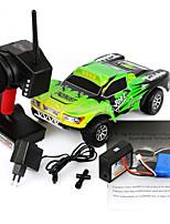 RC Car - WL TOYS - 1:18 - A969 - Brush Eléctrico - Buggy (de campo traversa)