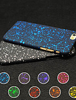 iPhone 7 Plus Starry Sky Glitter Ultra Thin Slim Frosted Dimensional Stars Case Cover for iPhone 6s 6 Plus