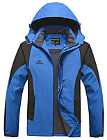 WST BIKING® Jackets 2015 Male And Female Couple Outdoor Travel Waterproof Windproof Jacket Spring And Autumn Paragraph