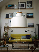 Pendant Lights Modern/Contemporary Bedroom / Dining Room / Kitchen / Study Room/Office E26/E27 Metal