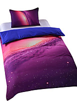 Galaxy Duvet Cover 3D Bedding Set Twin Single Full Queen