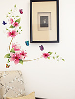 Flower Creative Wall Decals Removable Decorative Wall Stickers