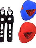 Eclairage de Velo , Eclairage ARRIERE de Vélo / Eclairage de bicyclette/Eclairage vélo - 3 Mode 401-999 Lumens Lumens Etanche CR2032 x 2