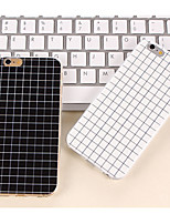 Para Funda iPhone 7 / Funda iPhone 7 Plus / Funda iPhone 6 / Funda iPhone 6 Plus Diseños Funda Cubierta Trasera Funda Diseño Geométrico