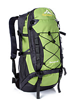 40 L Hiking & Backpacking Pack Camping & Hiking Outdoor Waterproof / Quick Dry / Wearable / Breathable Oxford