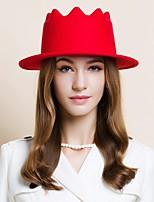 Celada Sombreros Boda / Ocasión especial / Casual / Oficina / Al Aire Libre Lana MujerBoda / Ocasión especial / Casual / Oficina / Al