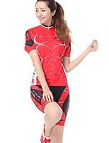 2015 Summer Mountain Bike Breathable Anti-sweat Short Sleeve Racing Cycling Jersey Set S-XXXL