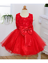 Flower Girl Dresses Party Dance Formal Gown Pageant Birthday Dress Custom Made