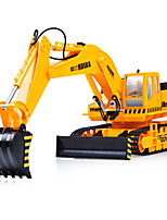 11 Through Remote Control Simulation Electric Remote Control Mining Excavator Bulldozer 2.4 G Can Lift Truck