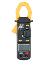 MASTECH MS2002 200A Digital Clamp Meter With Small - Continuous Uvoice - Background Light + Data Retention