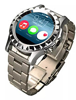 Bluetooth 4.0 Smart Watch(Sapphire Glass, Pedometer, Heart Rate, Waterproof, Anti-lost)