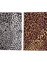 Motif léopard de haute qualité étui en cuir PU 12,9 pouces pour ipad pro (couleurs assorties)
