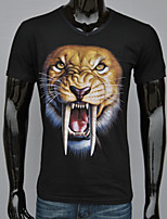 Giant-toothed tiger 3DT-shirt