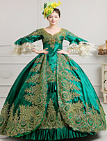 Steampunk®18th Century Rococo Style Marie Antoinette Party Dress