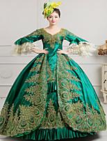 estilo rococó del siglo steampunk®18th vestido de fiesta de María Antonieta