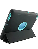 Auto Sleep/Wake Up Heavy Duty Waterproof Dust/Shock Proof with stand Hang cover Case For iPad 2/3/4(Assorted Color)