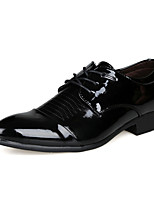 Men's Shoes Office & Career / Party & Evening / Casual Oxfords Black