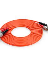 fc shengwei® (UPC) -fc (UPC) multimode âme double fibre cordon de raccordement 3m / 5m / 10m