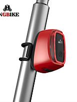 Bike Light , Rear Bike Light / Bike Lights - 1 Mode 400 Lumens Waterproof / Smart AAA x 1 DC Cycling/Bike Black / Blue / Green / Red Bike