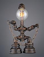 Lampade da scrivania - Tradizionale/classico / Rustico/lodge - DI Metallo - Arco