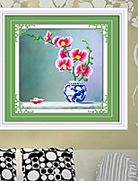 DIY KIT Diamond Cross Stitch , Floral 57*57