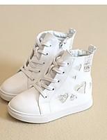 Sneakers a la Moda ( Negro / Rosa / Blanco ) - Comfort - Cuero Sintético
