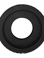 cámara de montaje C lente para Fujifilm x monte Fuji X-Pro1 x-E2 x-m1 anillo adaptador de cámara c-fx