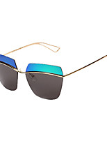 100% UV400 Hiking Fashion Metal Sunglasses