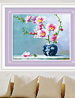 DIY KIT Diamond Cross Stitch , Floral 70*65