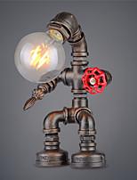 Bureaulampen - Boog - Traditioneel /Klassiek / Rustiek/landelijk - Metaal