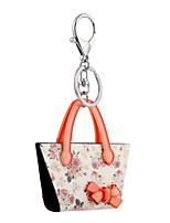 2016 Key Chain Crystal Handbag Jewelry Car Keychain Women Charm Holder Key Ring Wholesale