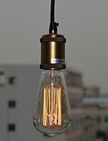 Pendant Lights Bulb Included Country Living Room / Study Room/Office / Kids Room / Entry / Hallway Metal