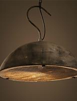 Vintage Retro Loft Industrial Pendant Lamp Pendant Lighting 1 Light E27