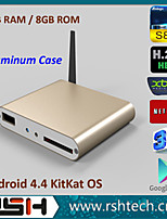 RSH™S805 Google Playstore Android TVBox QuadCore Free Porn Video&Movie&App Download 4K Wifi Kodi AndroidTV Set Top Box