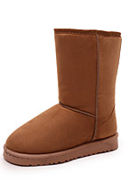 Women's  Low Heel Snow Boots / Round Toe / Closed Toe