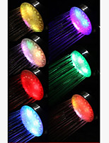 Gradually ABS LED Color Changing Hand Shower