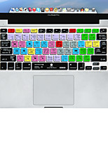 XSKN After Effects Silicone Keyboard Skin Cover for Macbook pro air retina 13'' 15'' 17'' EU  US Version