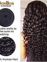 High Quality 3pcs/lot Peruvian Human Virgin Hair Kinky Curly