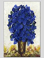 oliemalerier blomst stil, lærred materiale med strakte ramme klar til at hænge størrelse: 60 * 90cm.