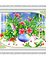DIY KIT Diamond Cross Stitch , Floral 75*60